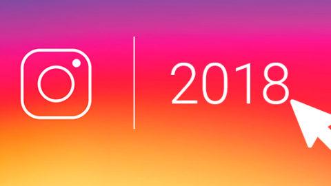 Tendencias Instagram 2018